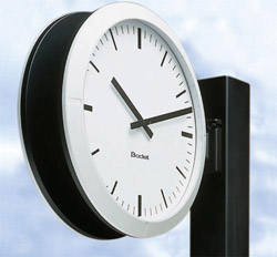 Profil Analogue Clock - Clocks and Clock Systems