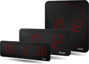 Style LED Digital Clocks - Clocks and Clock Systems