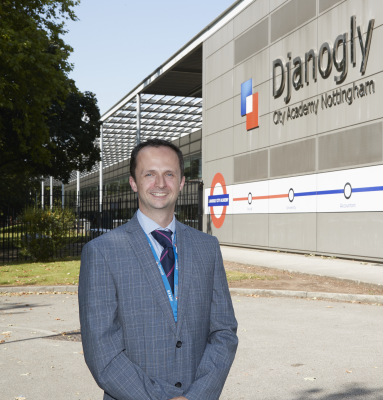 Bodet Class Change System at Djanogly City Academy