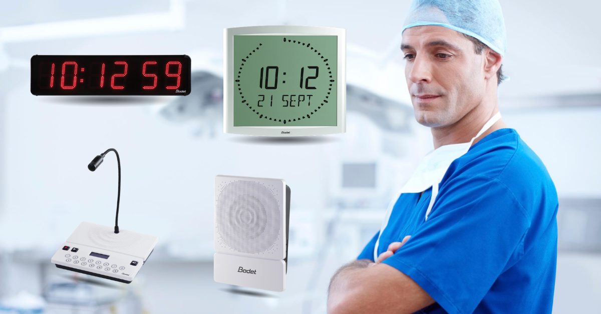 Coronavirus Time Management & Communication Solutions for Medical Facilities