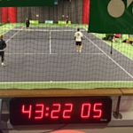 Bodet's Digital Clocks at Sport Relief Event