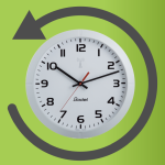 Automatic Clock Change with Synchronised Clock Systems